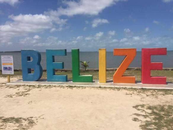 I am Belize